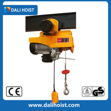 High Performance Wire Rope Hoist 250Kg For Wire