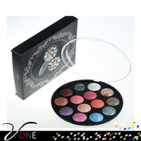 14 COLOR BAKED EYESHADOW FOR PROFESSIONAL MAKEUP