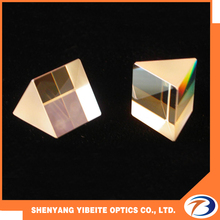 Quality optical N-BK7 dispersing equilateral prism for sale