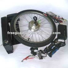 36V Brushless Li Battery Electric Bike hub Motor Kit