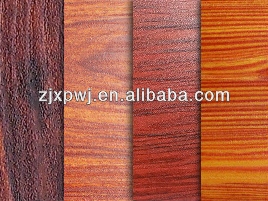 PVDF 4D Wooden Grain Coating Aluminum Composite Panels/Claddings