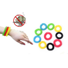 10PCS Outdoor Anti Mosquito Bug Pest Repel Wrist band Bracelet NonToxic Insect Repellent for Adult & Kids