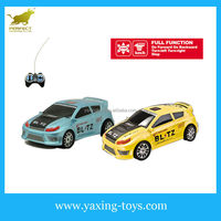 2015 Hot sale 4 channel electric remote control cars ,radio control sprint car for kids (black wheel) YX000045