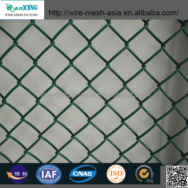 High Quality wholesale Factory Supply decorative chain link fence shijiazhuang taike metal