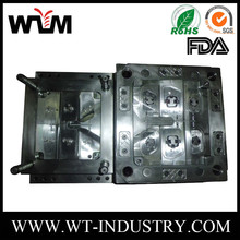 Mold Making Product and ABS PC PP PS HIPS PE PU POM PA etc,Plastic Product Material plastic die