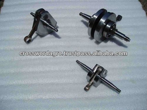 CRANKSHAFT ASSLY FOR FZS MOTORCYCLE