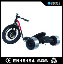 2017 Factory price new adult electric 3 wheel drift trike 48v 1500w