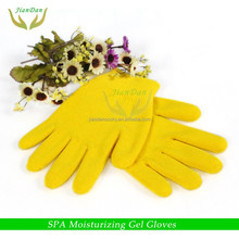 JianDan Gel Spa Moisturizing Norishing Gloves Set Beauty for Women Skin Care Cotton Gloves