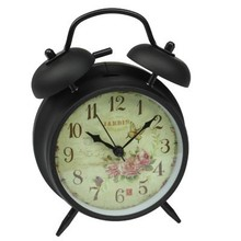 Classical Nostalgia Retro Butterfly Clock