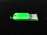 Bulk tiny clip usb flash drive 4gb 8gb 16gb book holder with free logo