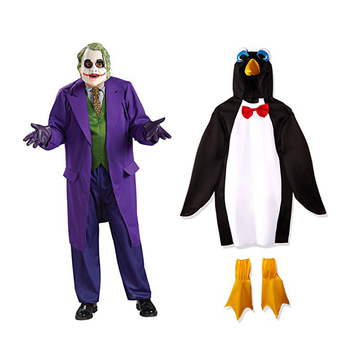 Halloween The Dark Knight Joker Deluxe Lightweight Penguin Costume