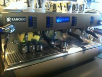 Rancilio Classe 10 USB 3 Electronic Automatic Dosing 3 Group Commercial Espresso Machine