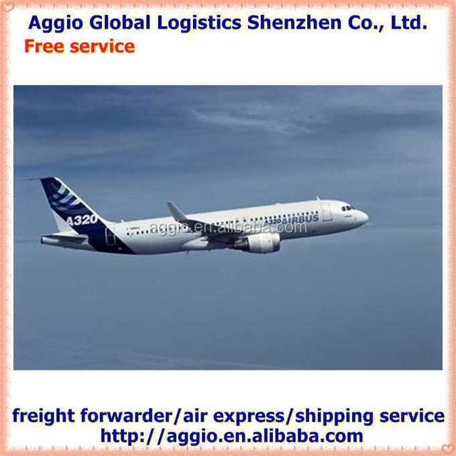 cheap air freight to Norway from China for color uv gel polish shellac air logistics
