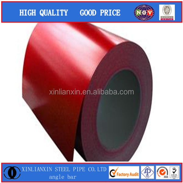 ppgi steel coil/sheet china manufacturer / factory