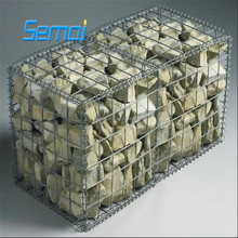 Alibaba Express China Popular Galfan Coated welded Gabion Box(ISO9001;MANUFACTURER)