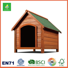 Wooden Dog Kennel Outdoor Water Proof