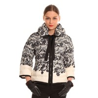 Professional Elegant Europe Style Winter Women Jacket Model
