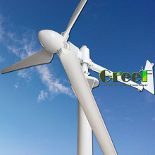 Hot sale Factory price wind power generator 5kw for home use easy installation