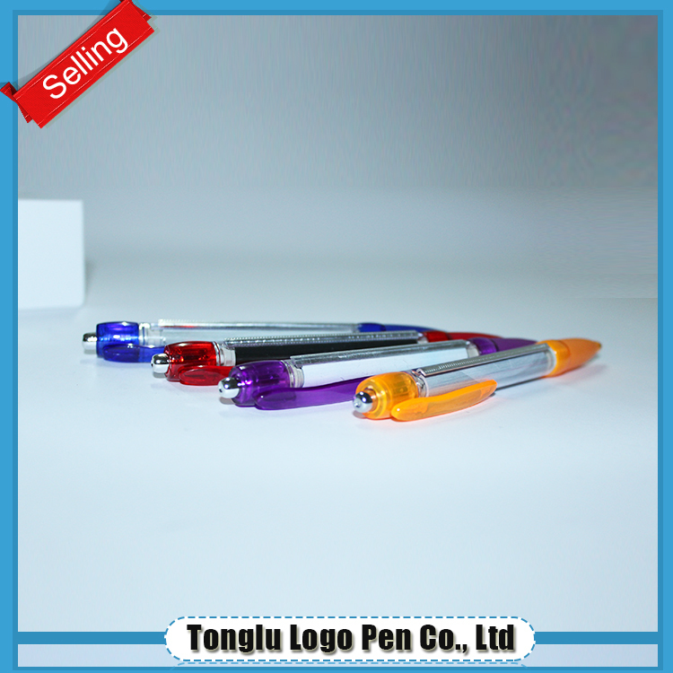 Advertising logo customized stationery promotional pen banner