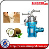 high quality small coconut oil machinery with ISO/CE