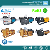 high pressure electronic swimming pool water pump