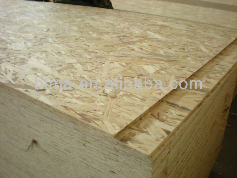 China waterproof 18mm osb 3 board prices in best price for Canada