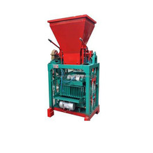 Factory price QT4-35B concrete block machine/block machine