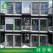 China Supplier Prefabricated Container Homes, Factory Price Container