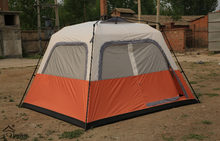 factory direct sale 5-8 person large camping tent,biggest camping tent in the world