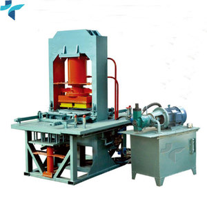 Semi Automatic Hydraulic Press Brick Paving Slab Making Machine