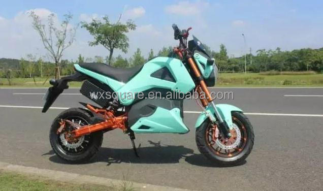 Electric motorcycle scooter 2000w 2 wheel electric motorcycle with good quality