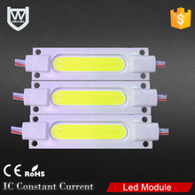 12V led backlight module manufacturers waterproof IP65 white rgb cob power outdoor led module light