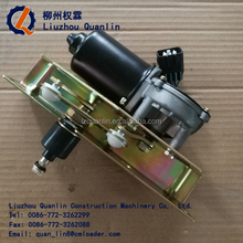 Front Wiper Assembly 46C4040 Wiper motor is Fitted on cLG835 CLG856 ZL50CN Loader Cab parts