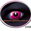 FreshTone UV glow in the dark eye contact lenses funny party lens korea crazy wholesale colored contacts