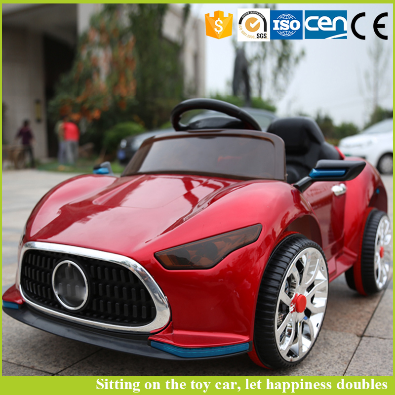 New products 2017 plastic toy electric baby car 6v battery operated car from China Pingxiang