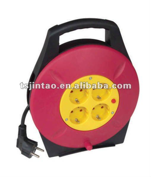 VDE INDUSTY ELECTRICAL CABLE REEL TS-2008-B