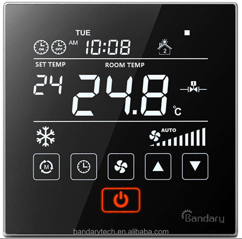 Weekly Programmable Thermostat FC261A