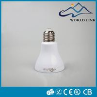 Newest arrival brand SMD 85-265V mickey minnie mouse led bulb with backup battery