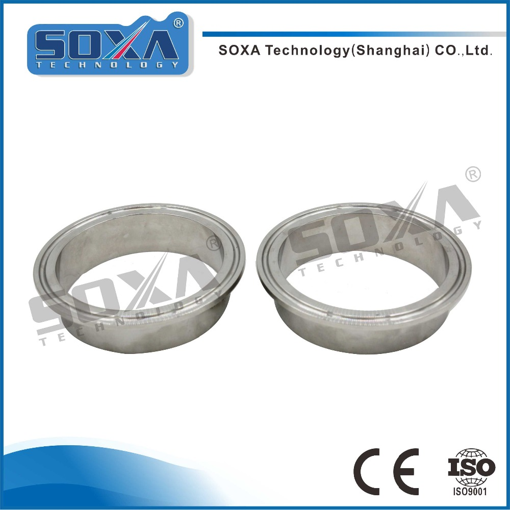 Full Size Sanitary Fittings Stainless Steel Male Connection Pipe Nipple Manufacture