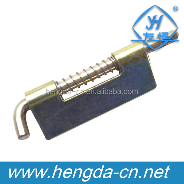 YH9947 Metal Spring Loaded Concealed Pin Hinges For Door Cabinet