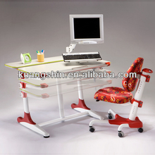 Adjustable Height Children Study Desk and chair