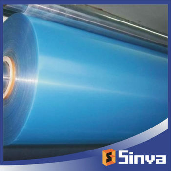 Anti-Shock Raw Material For Screen Cover Roll Film With Good Quality