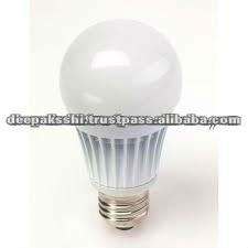 Aluminium LED Home Bulb