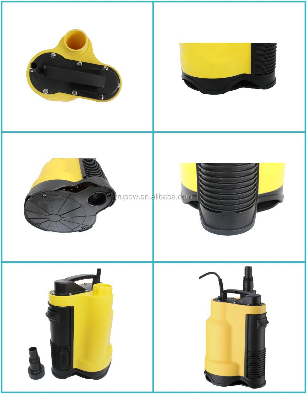 Exclusive Universal Design Built-in / Integrated float switch submersible pump dirty water price