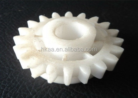 customized nylon sprocket gear sun gear ,chinese printer parts plastic gear
