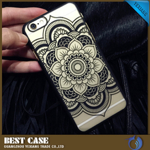 Hot Sale Mandala Design Painted Matte Shell Phone Cover For Huawei P9 Case Paypal