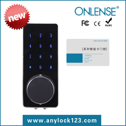 electronic safe lock for smart house/electronic locks for lockers