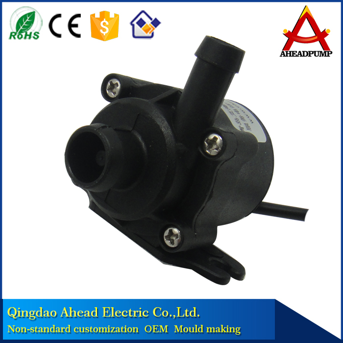 24v micro dc single-stage submersible flushing pump