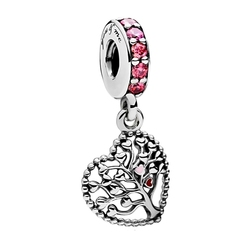 low price silver heart pendant new fit pandora bracelet charms wholesale charms fit pandora 925 sterling silver