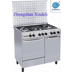 Safety cooking kitchen appliances Free standing bakery gas wood tandoor oven fired spare parts in Zhongshan
